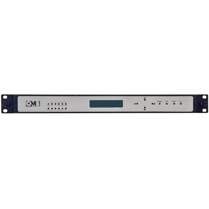 ENCODER HEVC/H 265 4K   EN OMB